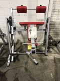Hammer Strength Seated Tricep Machine