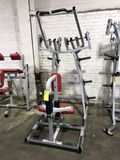 Hammer Strength ISO Lateral Pulldown Press Machine