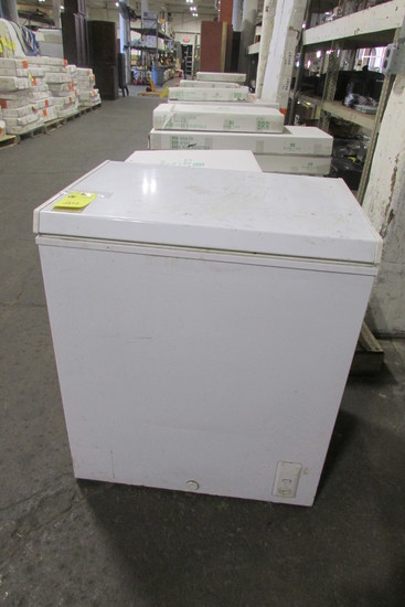 Reach-In Freezer