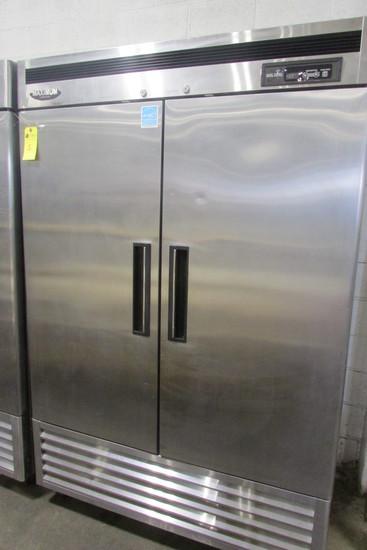 Maximum Double Door Commercial Freezer, m/n MSF-49NM
