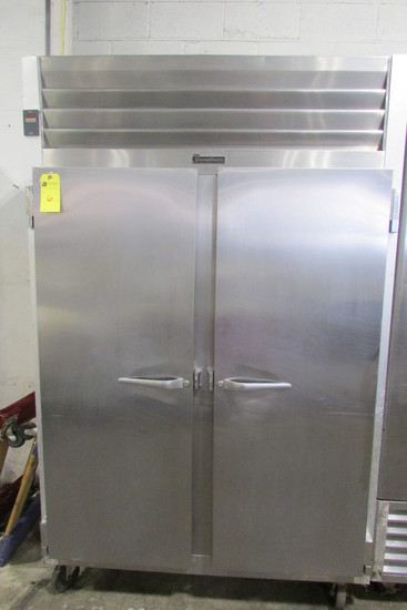 Traulsen Double Door Commercial Freezer