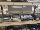 Effects Controllers, Digital Video Cassette Recorders