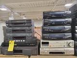 VCR'S, Etc.