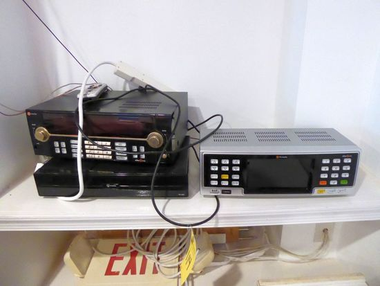 TJ Media Stereo System w/CD Player, Etc.