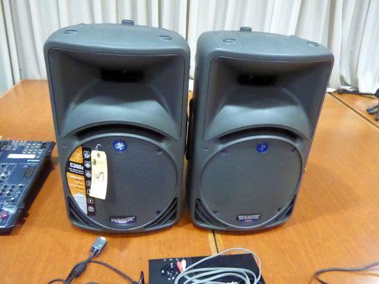 Mackie Speakers