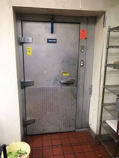 Arctic Walk-In Freezer w/Metro Racks