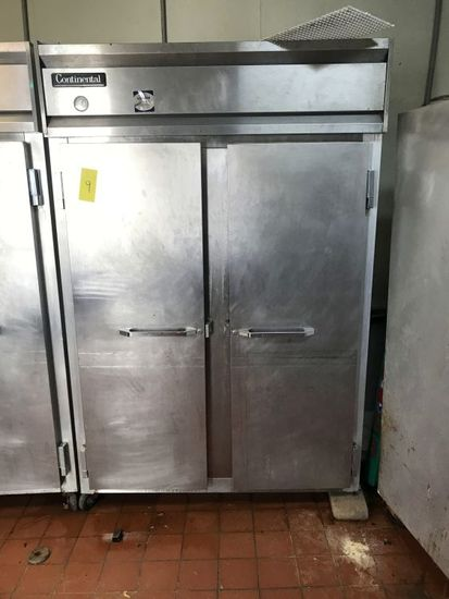 Continental 2 Drawer Freezer