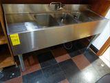 Eagle Triple Bowl Bar Sink