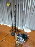 Microphone Stands, Wire's, Etc.