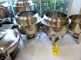 Chafing Dishes & Trays