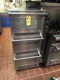 Rinnai 3-Stack Oven