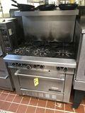 Garland 6-Burner Stove/Oven