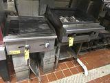 2-Burner Grille & Therma-Tek Broiler