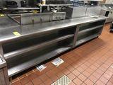 Stainless Steel Tables & Shelves