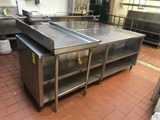 Stainless Steel Rack, Continental Refrigerated Case, Etc., Asst.