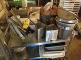 Strainers, Plates, Can Openers, Etc.