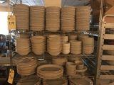 Plates, Dipping Bowls, Bowls, Etc.