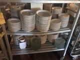 Plates, Bowls & Serving Plates, Etc.