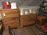 Virginia House Dressers & Nightstand
