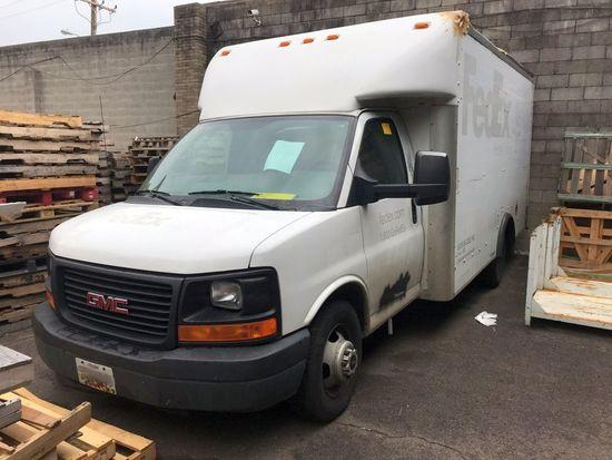 2014 GMC Savana G3500 Cargo Van