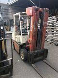 Nissan Enduro 50 LPG Forklift w/Side Shift