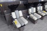 Veeco 2-Seat Shampoo Station
