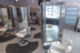 Double Sided Modular Barber Stations