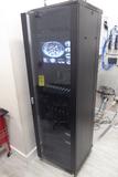 Omnimount Rack Server Cabinet w/Components