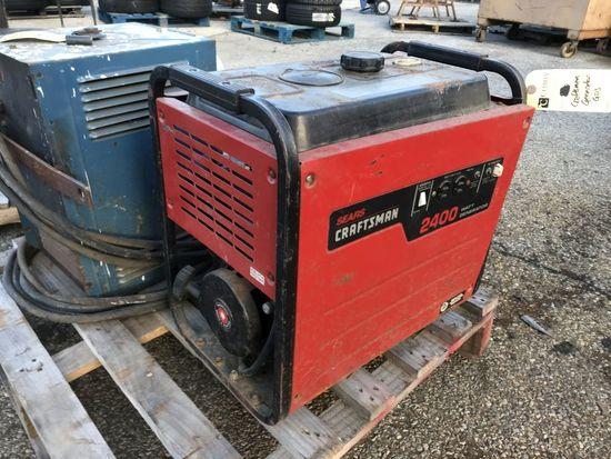 Craftsman 2,400 Watt Gas Generator