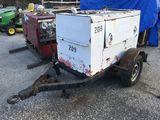 Multiquip Generator/Welder Tag-A-Long Trailer