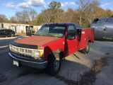 2000 Chevy 2500 Pick Up Truck