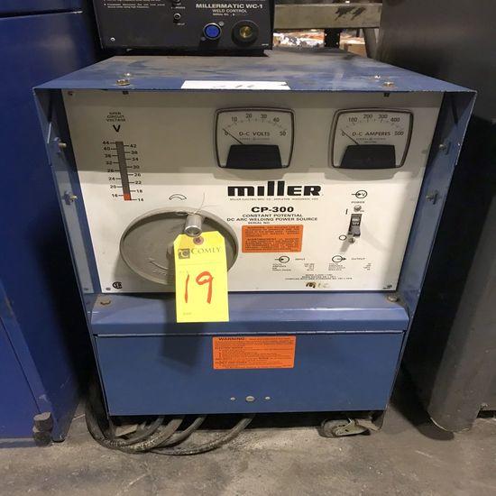 Miller CP-300 Arc Welder
