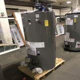 Rheem Power Direct Vent 75-Gal Commercial Gas Water Heater
