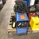 Miller AEAD-200LE Gas Powered AC/DC Arc Welding Generator