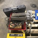 Welding Pedal, Wrenches, Welding Lines, Asst.