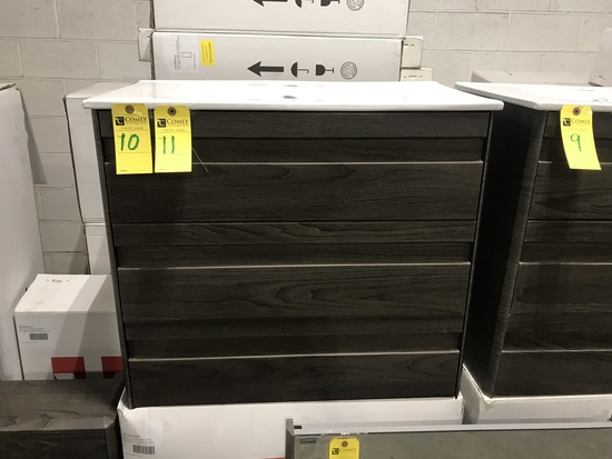 "Barcelona 32"" Single Bathroom Vanity"