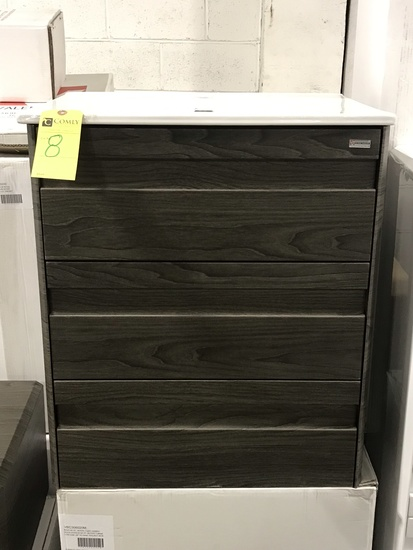 "Barcelona 24"" Single Bathroom Vanity"