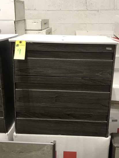 "Barcelona 28"" Single Bathroom Vanity"