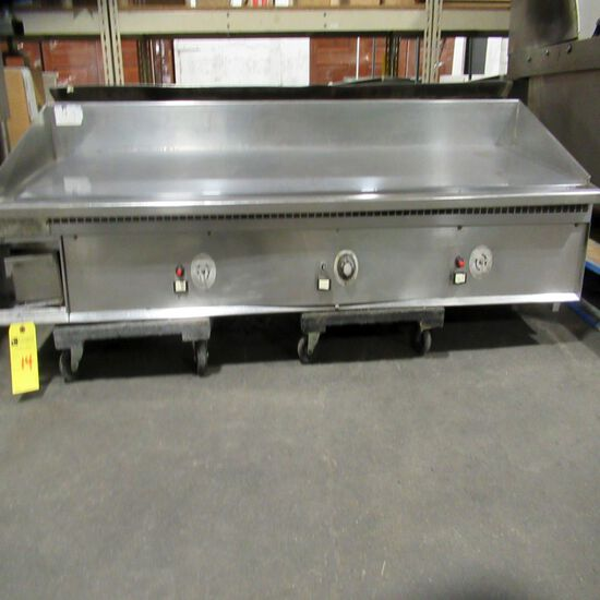 Bench Top Griddle