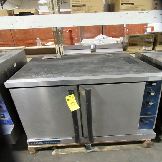 Duke Electric Convection Oven