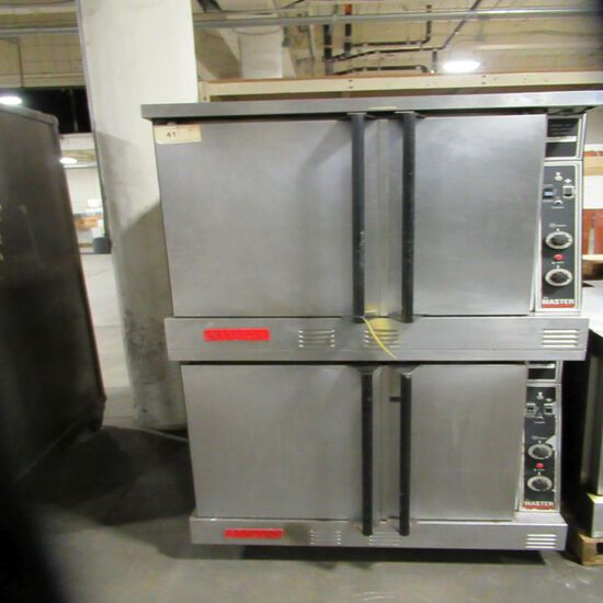 Garland Gas Double Convection Oven