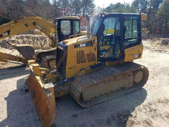 2015 Cat D4K2 LPG Crawler/Dozer