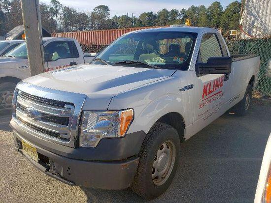 2014 Ford F150 XL Pickup Truck