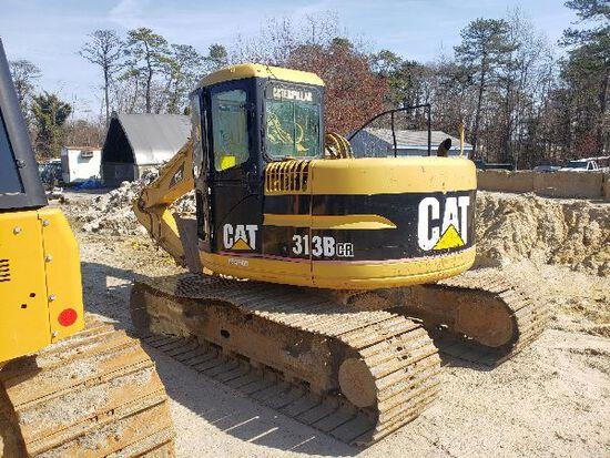 Cat 313BCR Crawler/Excavator