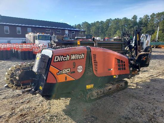 2016 Ditch Witch JT20 Horizontal Track Drill