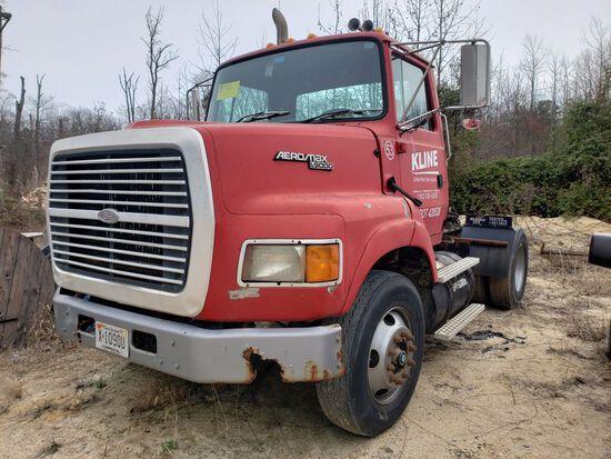 1995 Ford Aeromax L9000 Single Axle Tractor