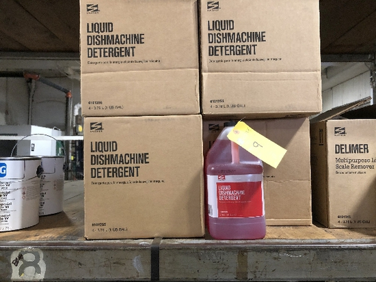 Liquid Dish Detergents