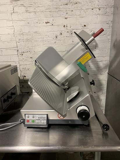 "Bizerba 13"" Automatic Gravity Slicer"