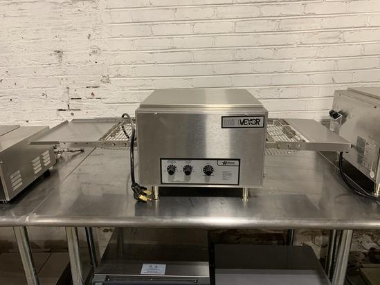 Star Miniveyor Conveyor Oven