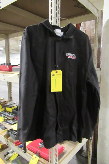 Lincoln Electric Welding Jacket, Size Large